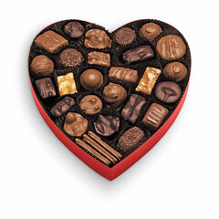Classic Red Heart - Assorted Chocolates View 3