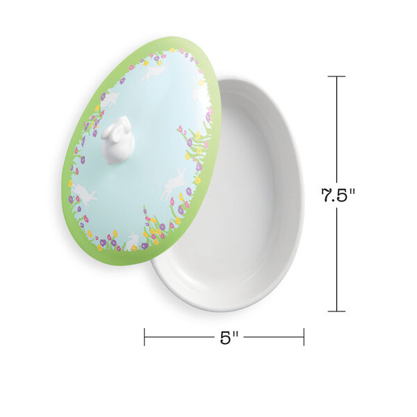 Easter Candy Dish view 2
