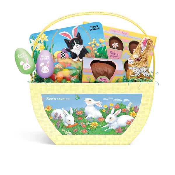 Easter Favorites Basket