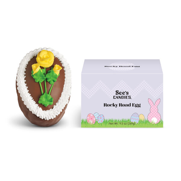 Rocky Road Egg