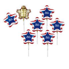 Patriotic Lollypops View 1