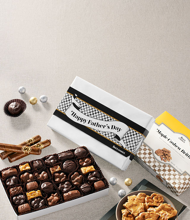 Chocolate Gifts for Father's Day