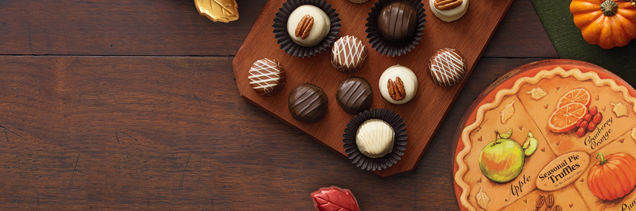 Thanksgiving Chocolate Gifts