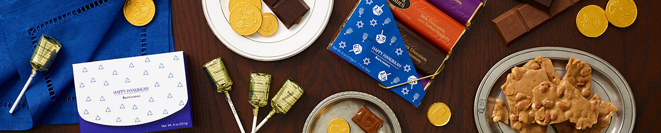 See's Hanukkah candies environmental