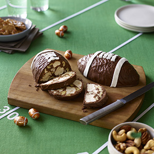 Game Day Chocolate Treats