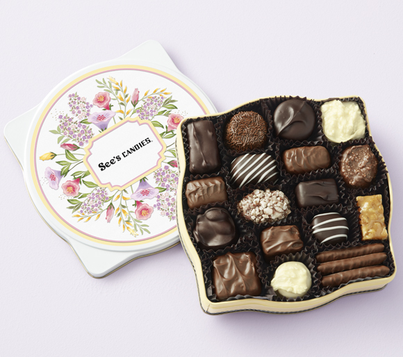 Spring Boxes of Chocolate