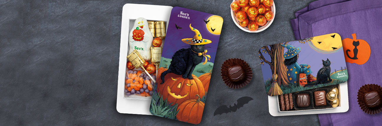 Frightfully Yummy Gifts