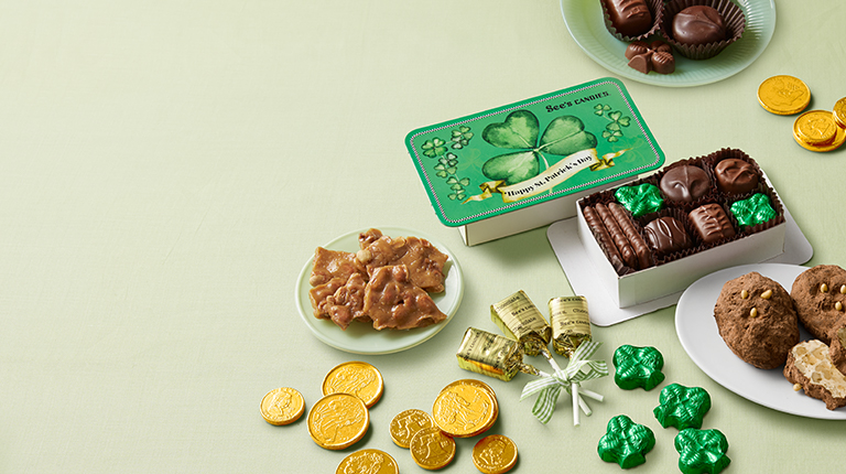 St. Patrick's Day Chocolates