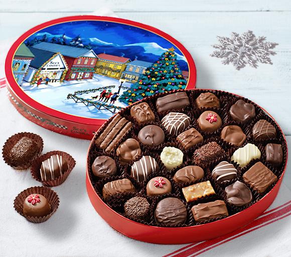 Holiday Boxed Chocolates