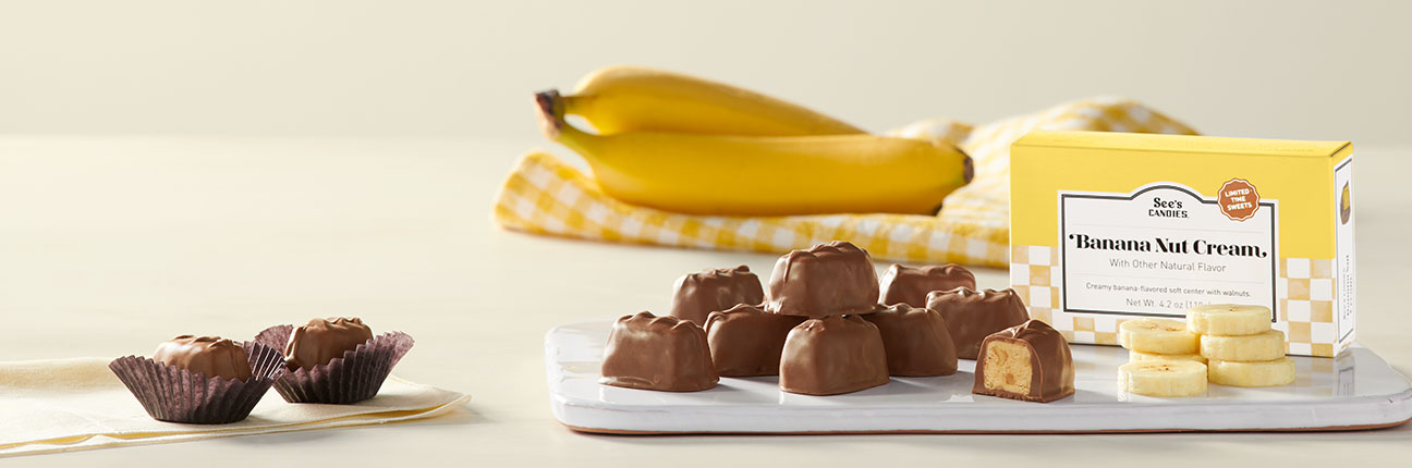 Banana Nut Cream