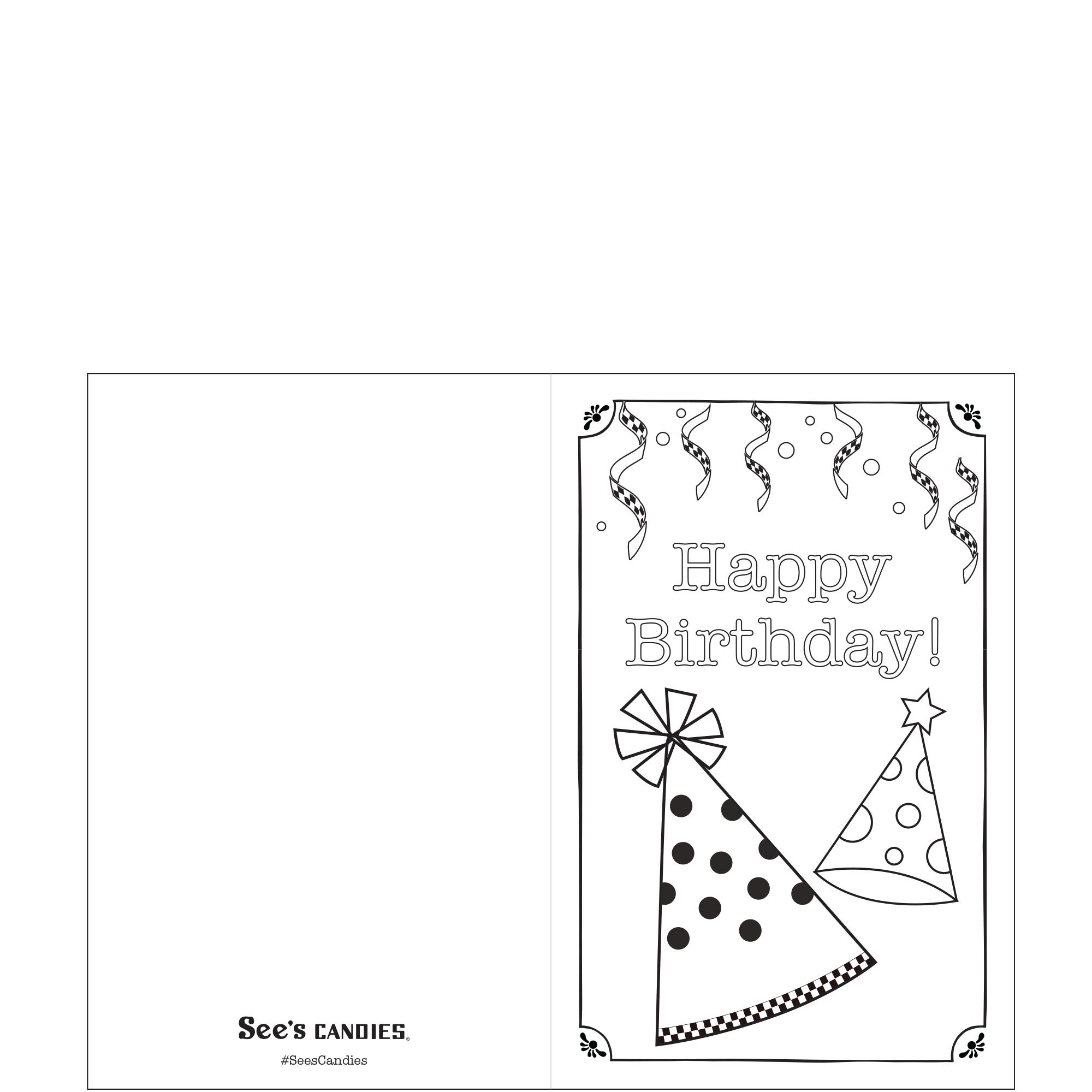 Happy Birthday Card 1