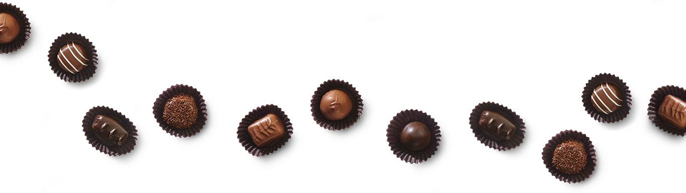 Chocolate Pieces