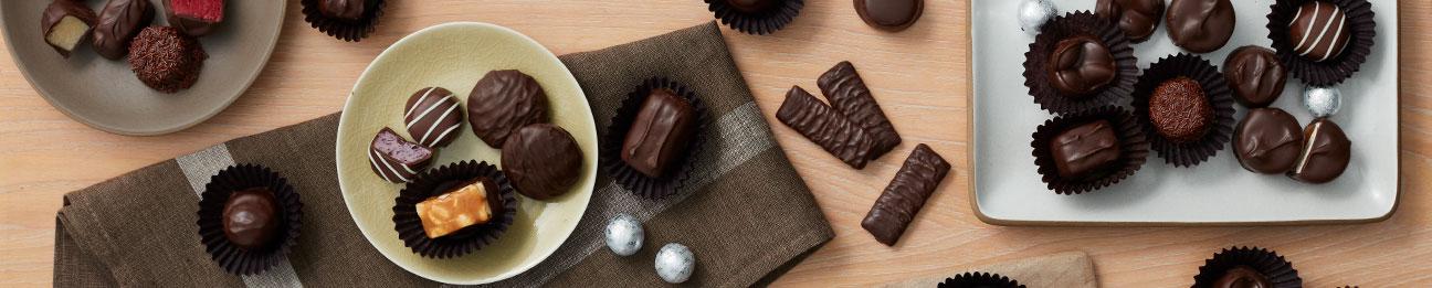 Dark Chocolates category environmental