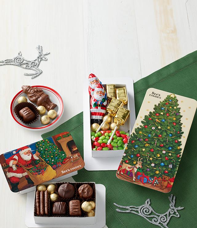 Christmas Stocking Stuffer Candies