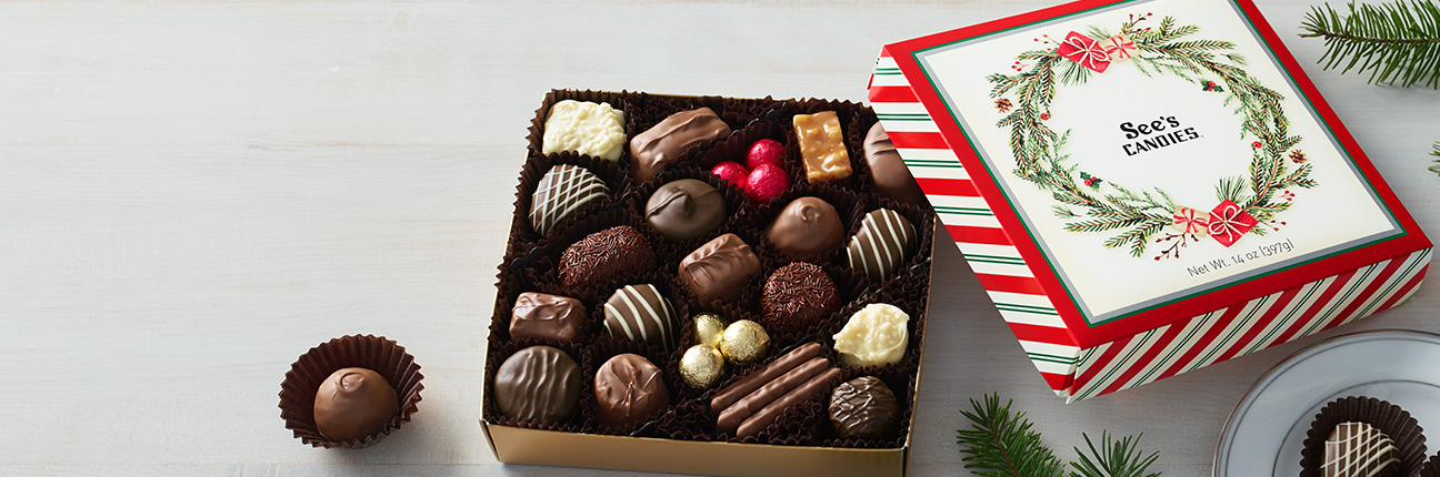 Chocolate & Candy Gifts | See\'s Candies