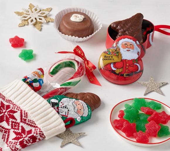 Stocking Stuffer Chocolates and Candies