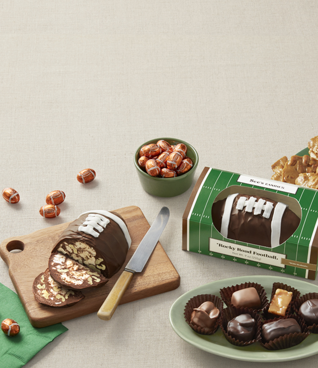 Game Day Candies