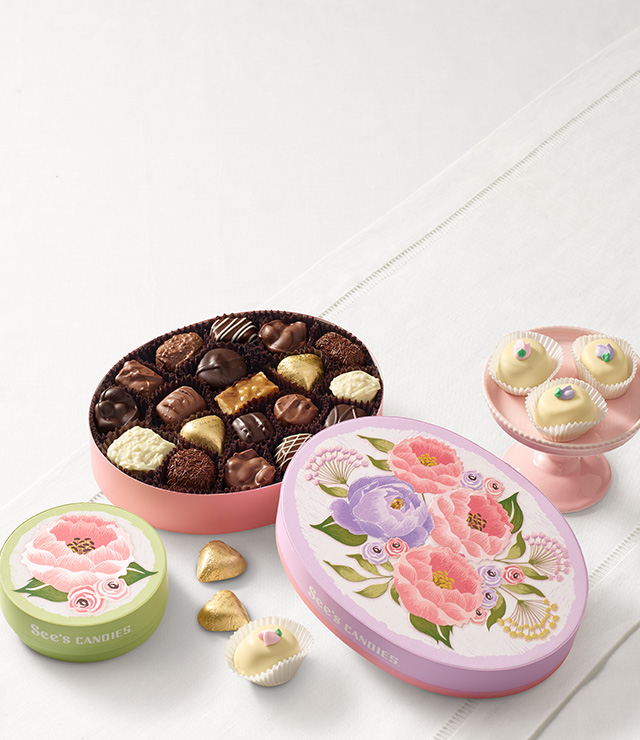 Mother's Day Chocolate Gifts