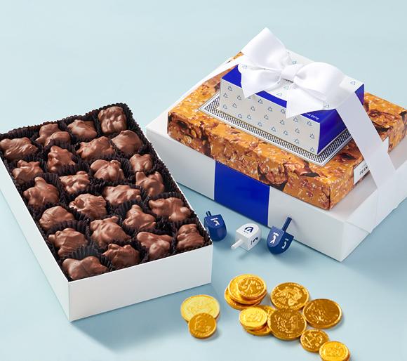 Hanukkah Chocolates and Gifts