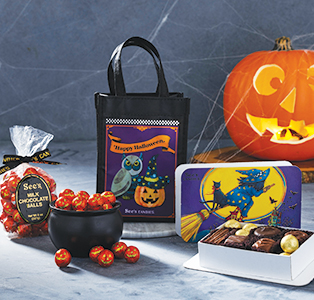 Halloween Chocolates & Candies
