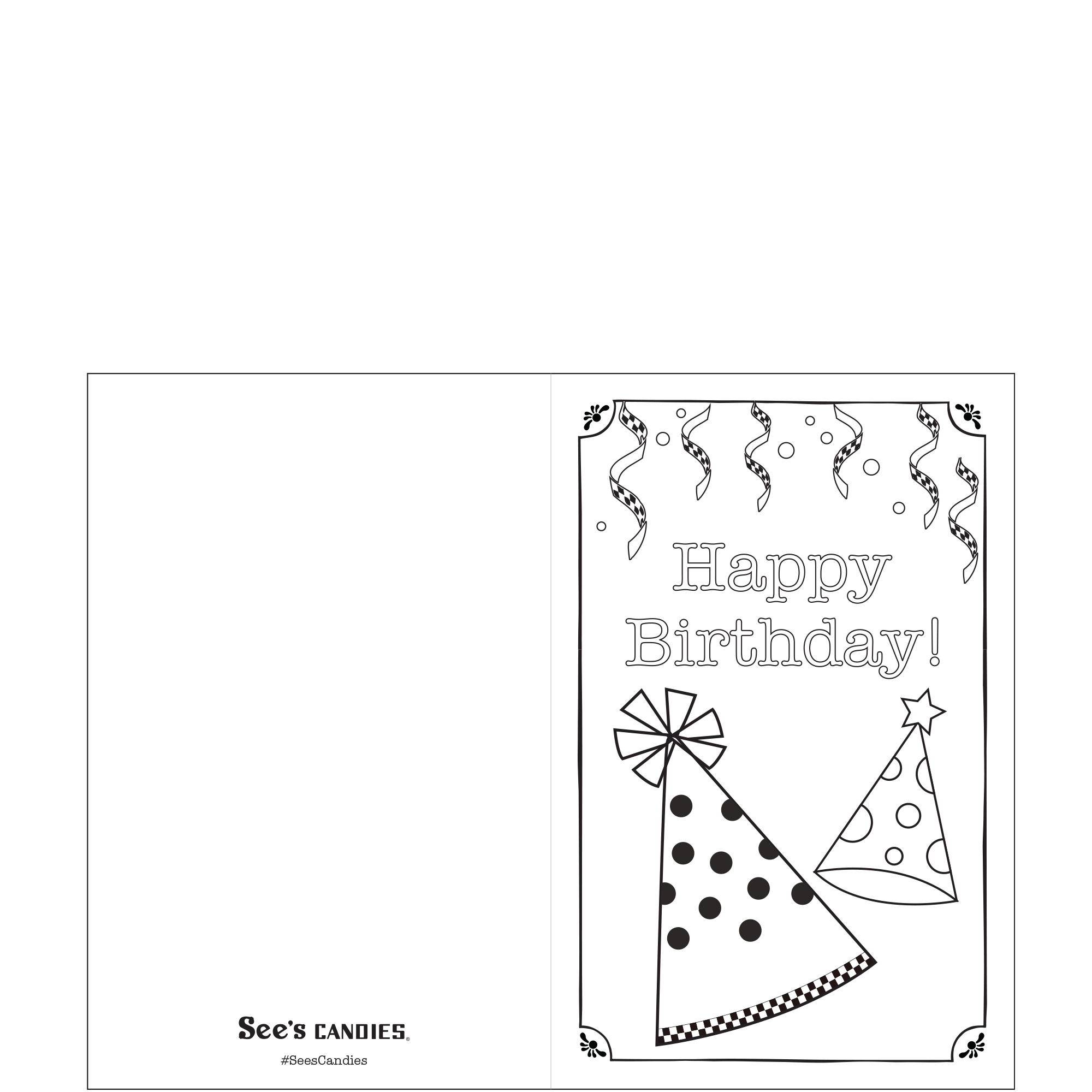 Happy Birthday Card 1