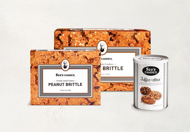 Brittle & Toffee