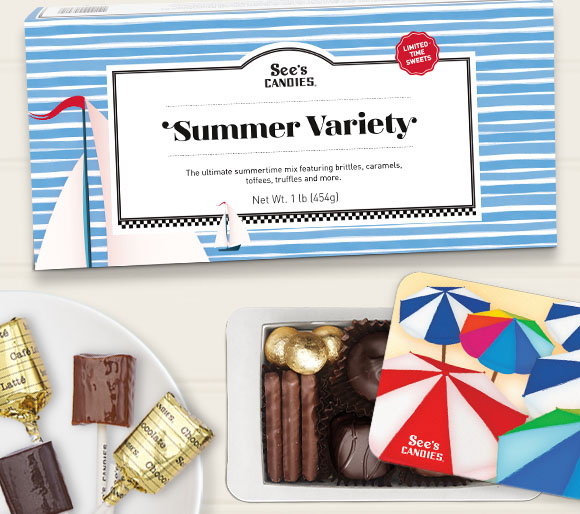 Summer Treats and Gifts