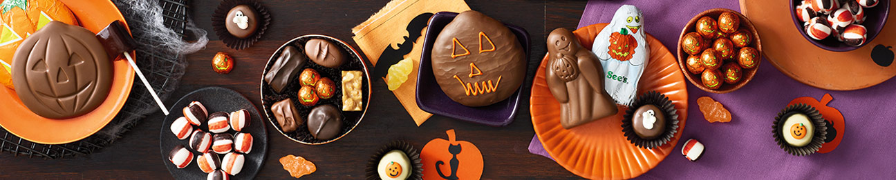 Halloween Candies and Gifts