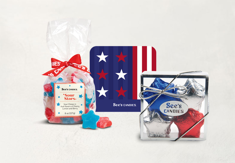 Patriotic Treats
